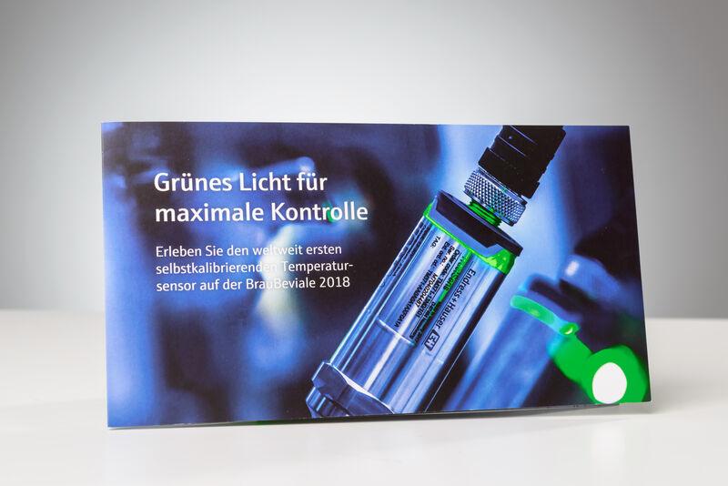 Produktbild Entfalter Endress+Hauser
